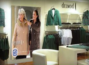 showroom display print design graphics
